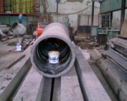 Увеличение прочности водосточной трубы